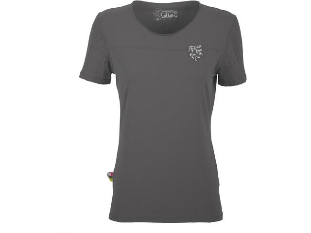 E9 Mimi T-Shirt Femme, iron